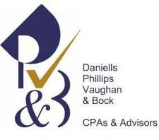Daniells Phillips Vaughn & BOck CPAs and Advisors logo